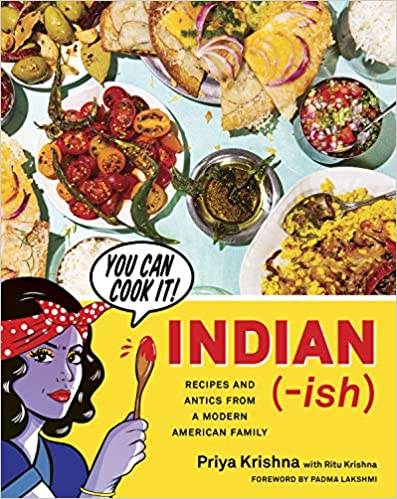 indian-ish recipes and antics from a modern american family cookbook