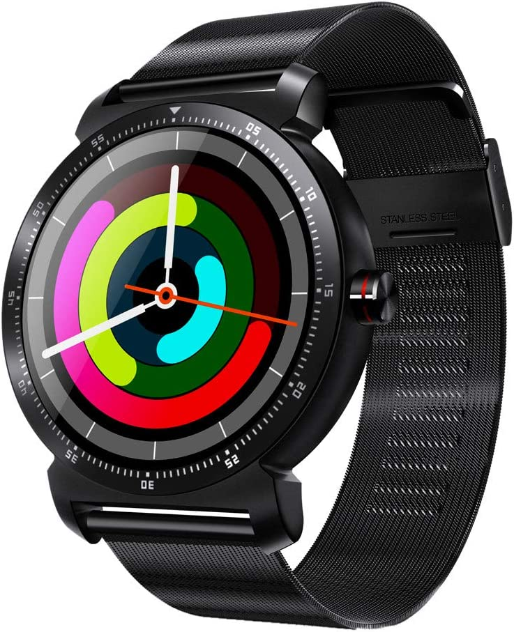 VECDY Smartwatch, K88H Plus Reloj Inteligente iOS Android Monitor ...
