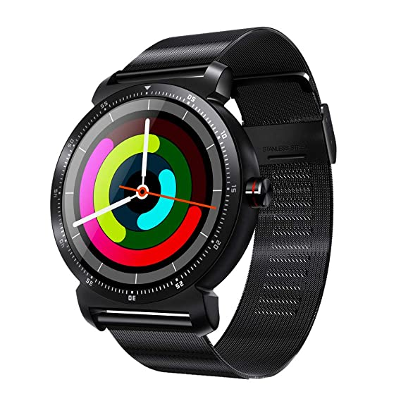 Amazon.com: GPS Smartwatches K88H Plus Smart Watch Metal ...