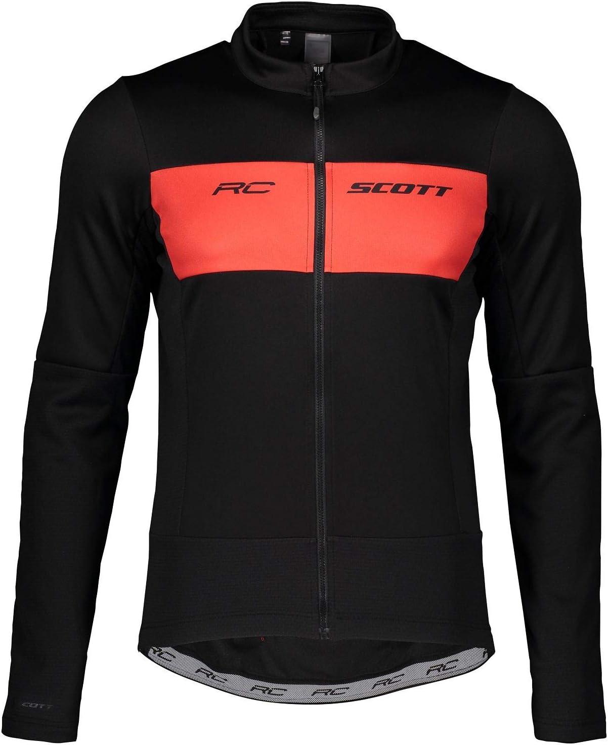 Scott Endurance Warm Winter Fahrrad Suit Anzug schwarz 2020