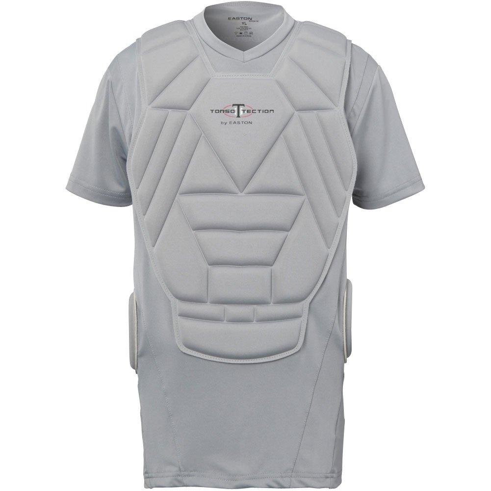 Easton Youth Torso Tection Shirt Grey X Large
