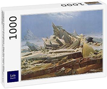 Lais Puzzle Caspar David Friedrich - El Océano Ártico (La ...