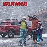 YAKIMA - PowderHound 6 Ski & Snowboard Mount, Fits