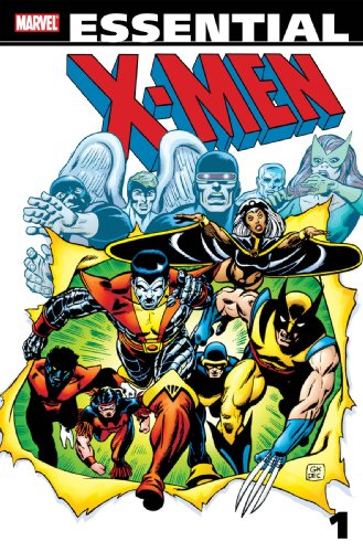 Essential X-Men, Vol. 1 (Marvel Essentials) -  Chris Claremont, Paperback
