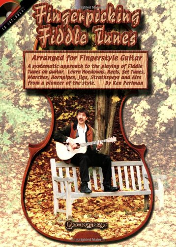 Fingerpicking Fiddle Tunes: Arranged for Fingerstyle -