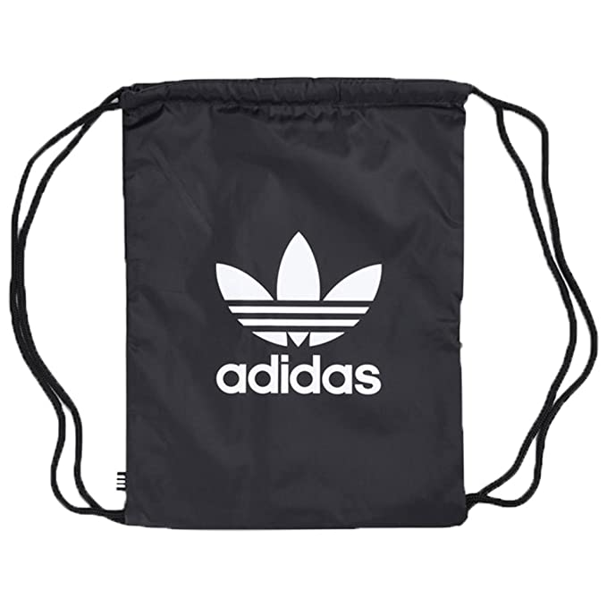 Amazon.com | Adidas Originals Gymsack Trefoil Backpack One ...