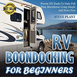 RV Boondocking for Beginners Audiobook