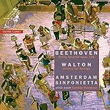 Beethoven / Walton: String Quartet / Sonata for Strings
