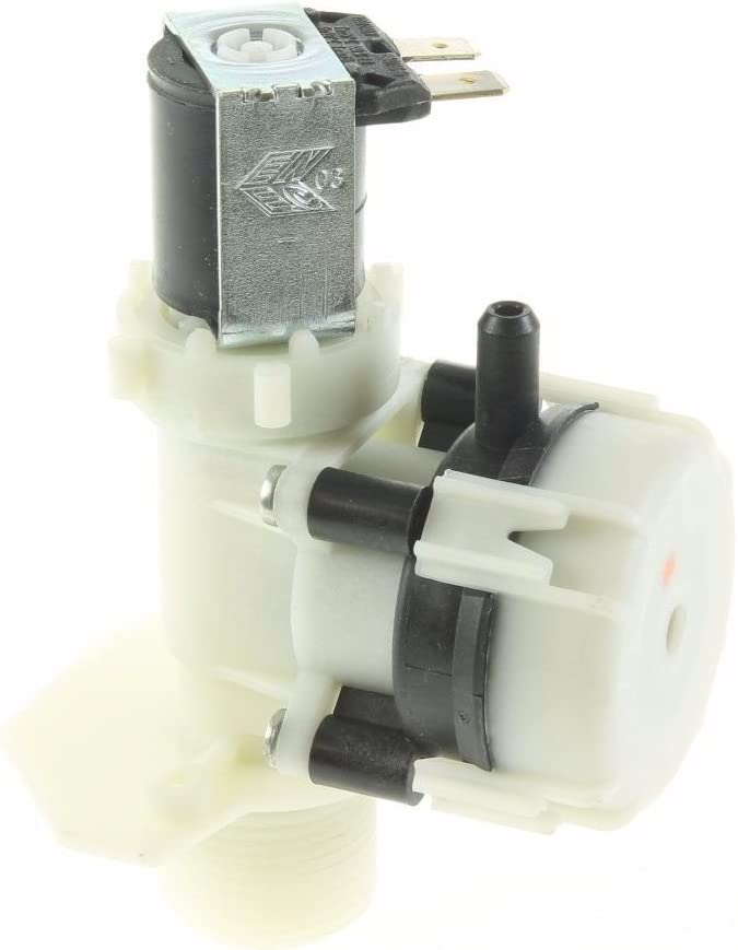 Como Direct Ltd ™ lavavajillas válvula de entrada de agua solenoide para Aeg, Electrolux, Zanussi