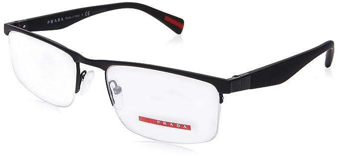 a390ac719bc9 Amazon.com  Prada PS52FV DG01O1 Eyeglass