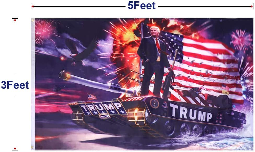 Keep America Great Donald Trump President 2020 Suitable for Any Mobile Phone Three in One Data Line