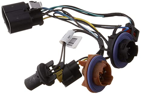 Marvelous Amazon Com Acdelco 15950809 Gm Original Equipment Headlight Wiring Wiring Cloud Inamadienstapotheekhoekschewaardnl