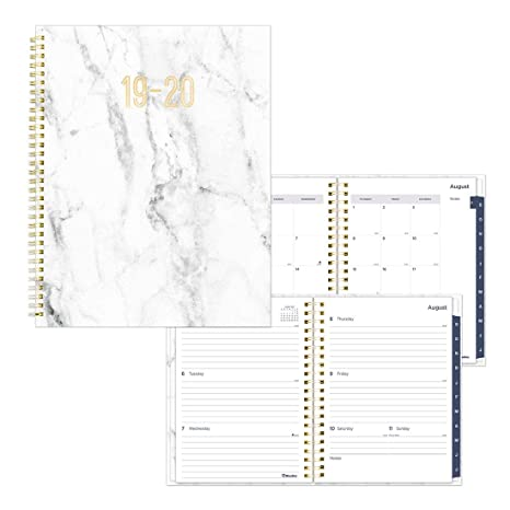 Amazon.com : Blueline Weekly/Monthly Academic Planner, July ...