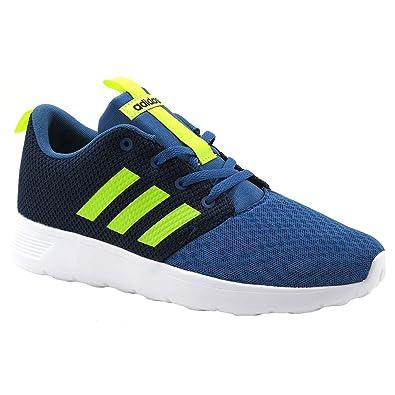 first rate 3afda 5c2fe adidas Swifty K, Chaussures de Sport Mixte Enfant - Bleu - Bleu (Azubas