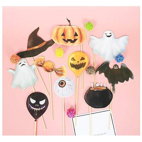 Accesorios para cabina de fotos, máscaras de Halloween ...