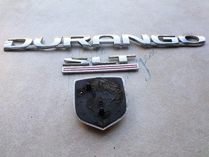 Chrysler Genuine 55077393AB Nameplate