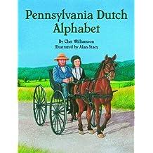 Pennsylvania Dutch Alphabet