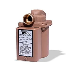 Taco Bronze Circulator Pump