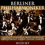 Berlin Philharmonics play: Music for the Royal Fireworks, Water Music, Pastoral, Eroica, Leningrad...