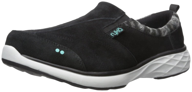 Ryka Women's Terrain Sneaker B01N3C84I9 7.5 B(M) US|Black/Teal