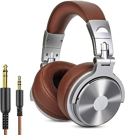 casque audio filaire fermé
