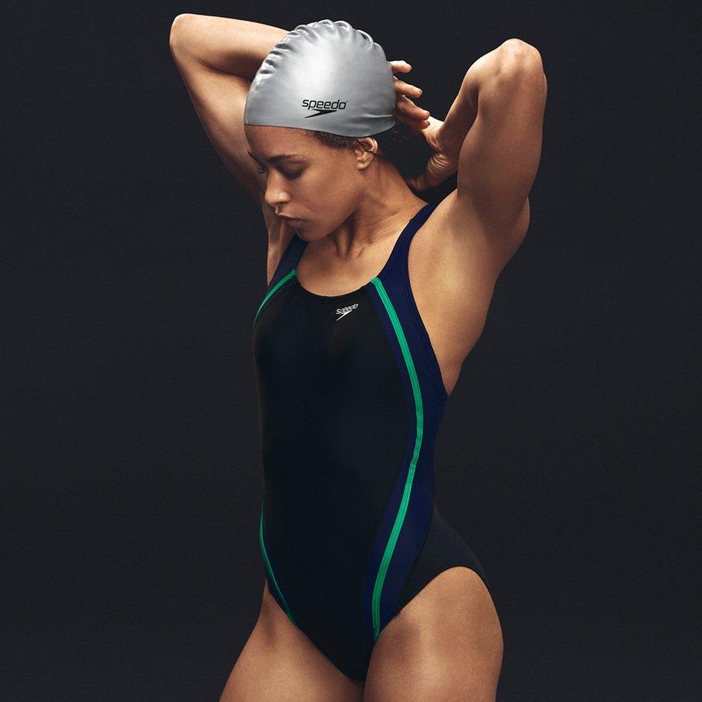 Speedo Damen Badeanzug Quantum Splice Power Flex Flex Flex eco One Piece B01IRKUHFC Badeanzüge In hohem Grade geschätzt und weit Grünrautes herein und heraus d7ff14