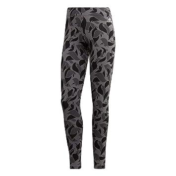 Adidas Performance Damen Grau Hosen Tights Essentials Tights