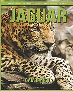 Jaguar: Amazing Fun Facts And Pictures About Jaguar For Kids