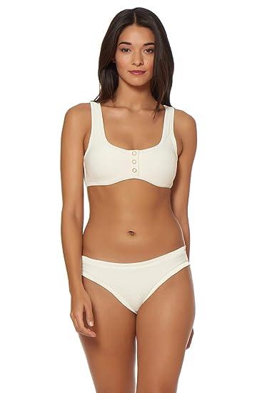 ee49527940f4e Amazon.com  Dolce Vita Women s California Dreaming Classic Bikini Top  Dolce  Vita  Clothing