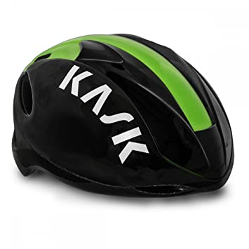 Kask Cascos multiuso Infinity Black / Lime M
