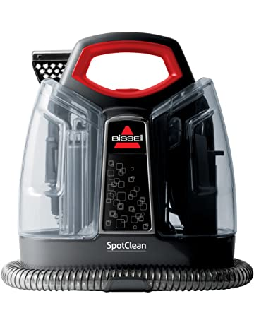 BISSELL SpotClean | Portable Carpet Cleaner | Remove Spots, Spills & Stains | Clean Carpets, Stairs, Upholstery, Car Seats & More | 36981