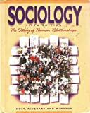 img - for 5th Edition of Sociology - The Study of Human Relationships [W.LaVerne Thomas] book / textbook / text book