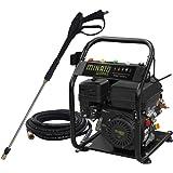 ミナト エンジン式 高圧洗浄機 PWE-14081L (高圧140キロ/5.5Hpエンジン)