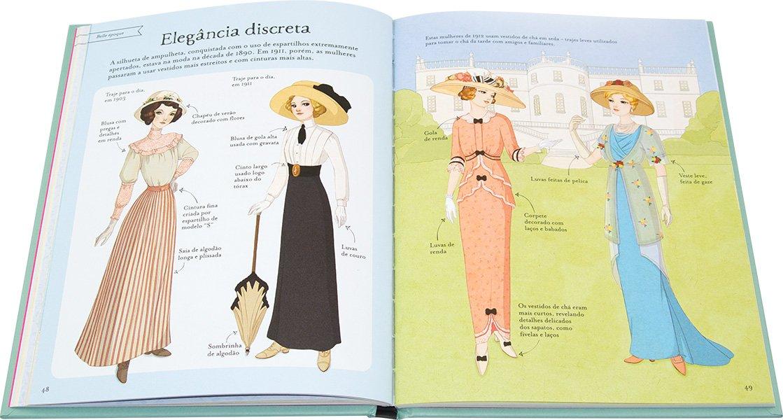 A Historia da Moda (Em Portugues do Brasil): Varios Autores: 9781474934701: Amazon.com: Books