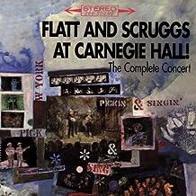 FLATT & SCRUGGS - LIVE AT CARNEGIE HALL - FIRST RELEASE OF