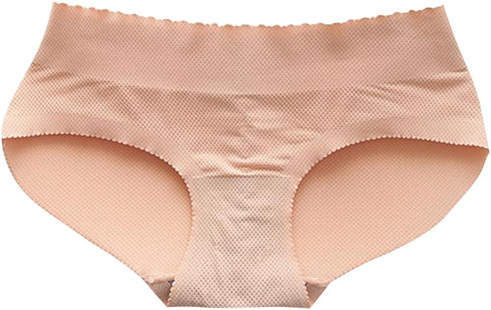 October Elf 3 Pack Womens Butt Lifter Padded Hip Enhancer Shaper Panties