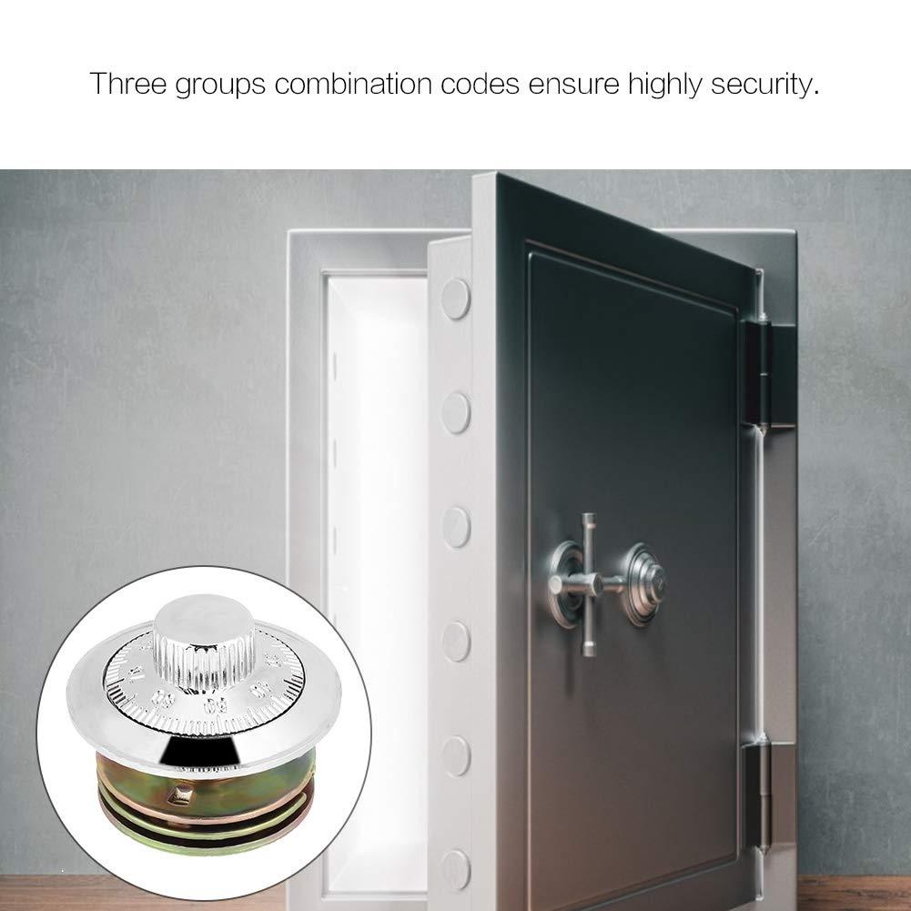 Avec serrure /à combinaison m/étallique avec mot de passe 3 serrure /à mot de passe pour armoire de protection