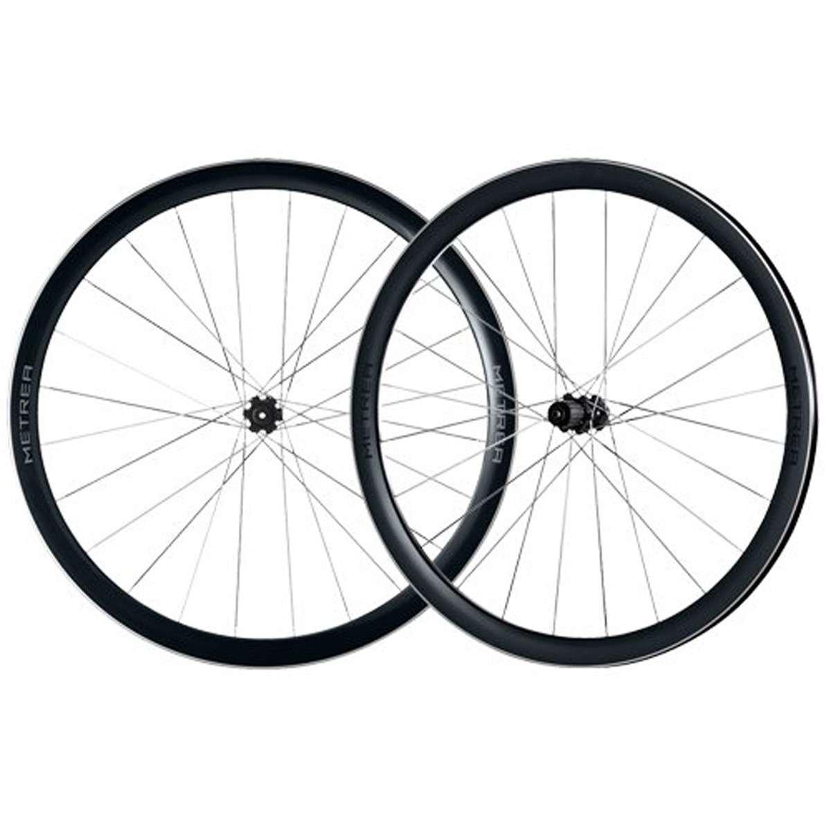 Shimano metrea Centerlockロード自転車ホイールセット – wh-u5000 – ewhu5000p12d   B071LHH3ZL