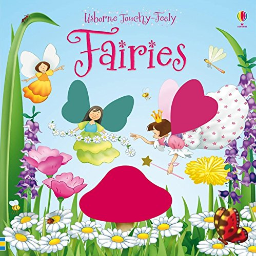 Download Touchy-feely Fairies (Usborne Touchy Feely Books) ebook