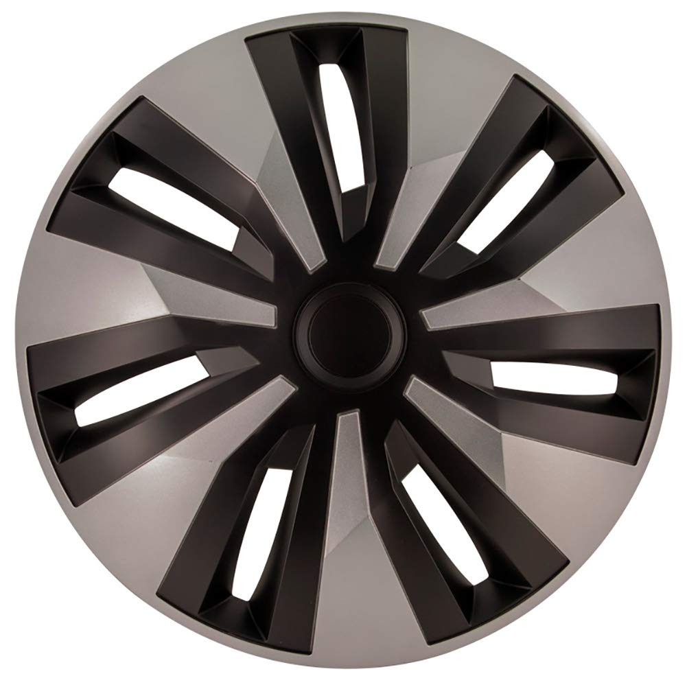 Autostyle Silver//Black Jeu denjoliveurs Orion-Van 16-inch Argent//Noir sph/ère ,
