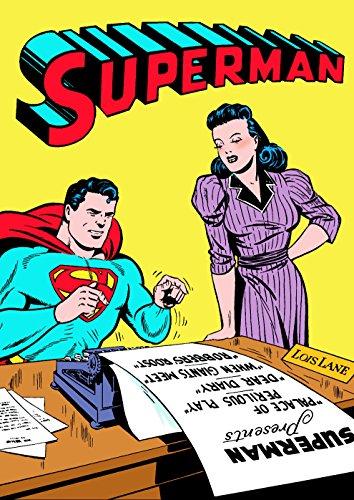 Superman Archives, Vol. 8