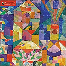 paul klee 2019 12 x 12 inch monthly square wall calendar by flame tree swiss german art artist surrealism expressionism