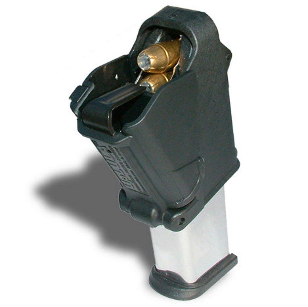 Maglula 441 Uplula HKS Mag Loader - 9 mm to 45 ACP Maglula Uplula Handgun Speed Magazine Loader, Black by Maglula ltd.