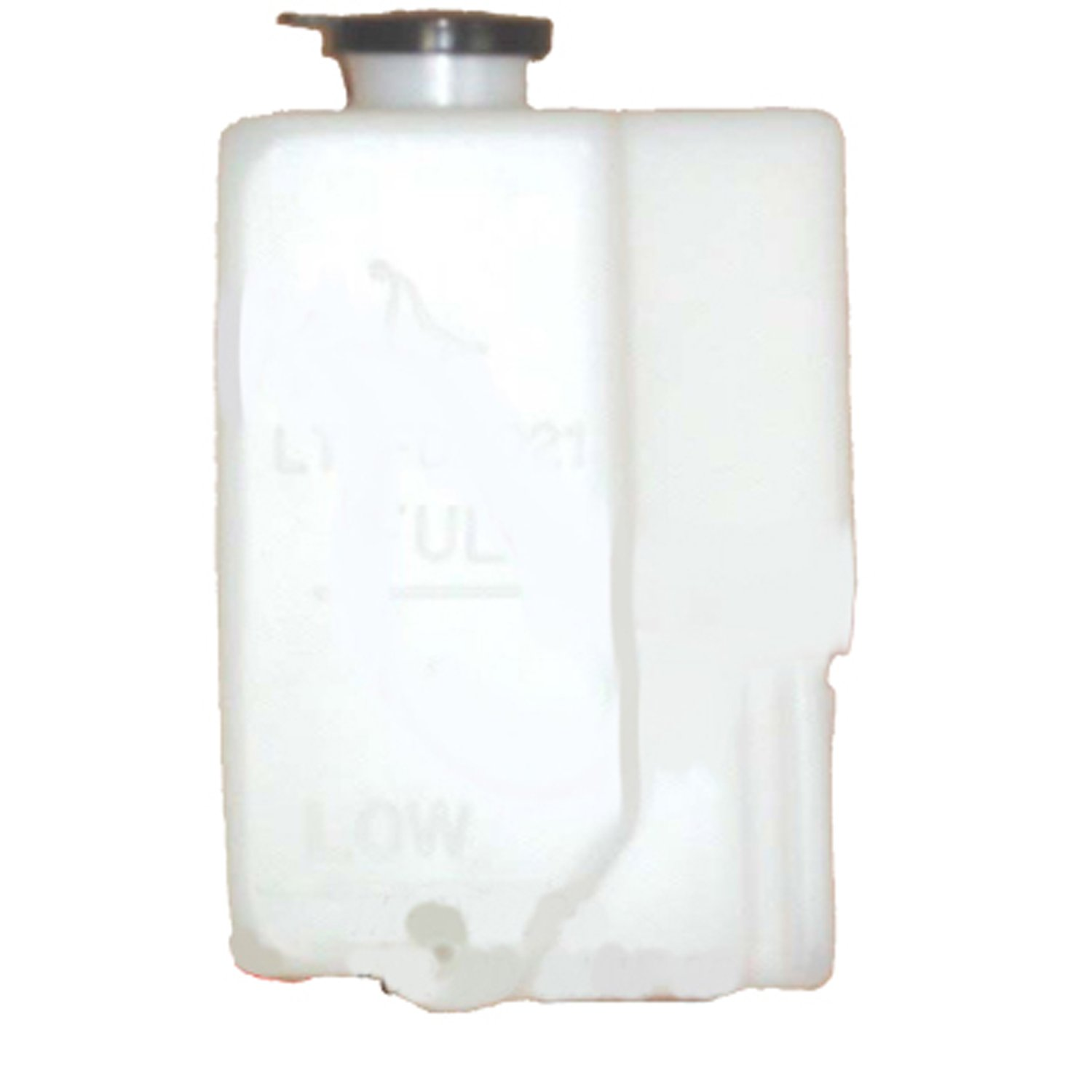 OE Replacement MAZDA PROTEGE Engine Coolant Reservoir Multiple Manufacturers MA3014102