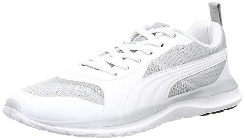 Seguir luz de sol depositar  Buy Puma Men's Flex Free Xtidp White-High Rise Running Shoes - 11 UK (46  EU) (12 US) (37308702_11), Puma White-High Rise at Amazon.in
