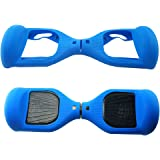 Hoverboard Silicone Jelly Case Cover for Swegway Smart Two Wheels Self Balancing Electric Scooters - Balance Board Protector Accessories for 6.5 Inch Hover Board
