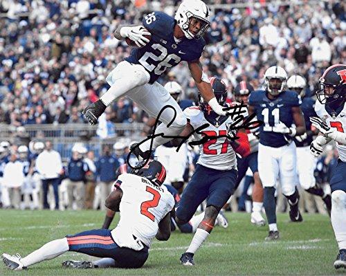Saquon Barkley signed autographed 8 x 10 photo Penn State COA