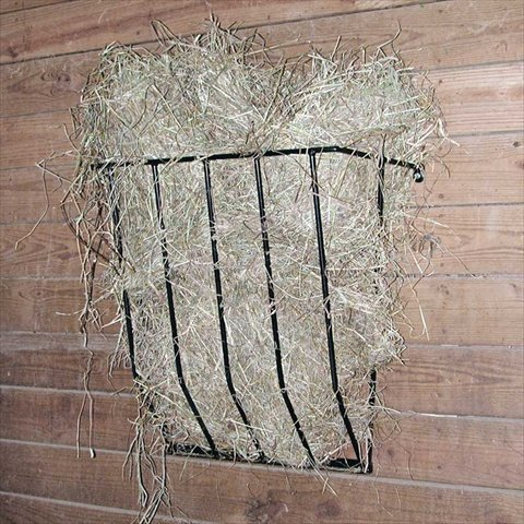 Wall Mount Hay Rack