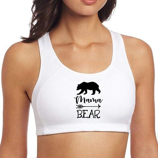 Liayai7. Bear Mama Bear - Sujetador de Yoga para Correr ...
