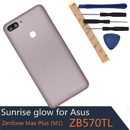 Amazon.com: Repuesto para Asus Zenfone Max Plus (M1) ZB570TL ...